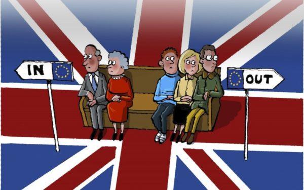 Πέρασε το Brexit από τη Βουλή των Κοινοτήτων