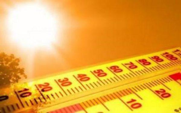 Σε υψηλά επίπεδα η θερμοκρασία τη Δευτέρα