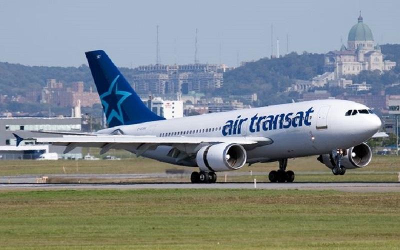 πιλότοι μεθυσμένοι, Α310, Air Transat, flight a310