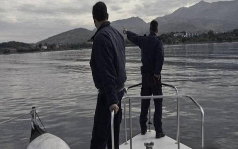 μεσολόγγι, λιμνοθάλασσα μεσολογγίου, ανθρώπινο κρανίο