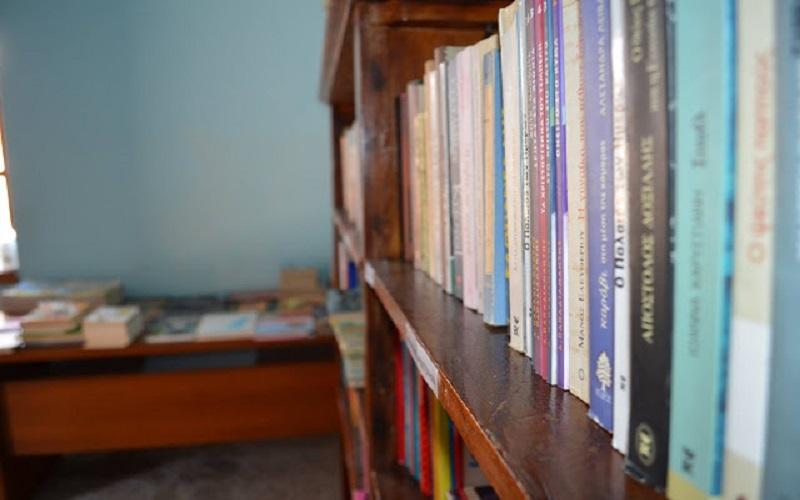 βιβλιοθήκη σπάρτου, αμφιλοχία, προσφορά βιβλίων, ανταλλαγή βιβλίων