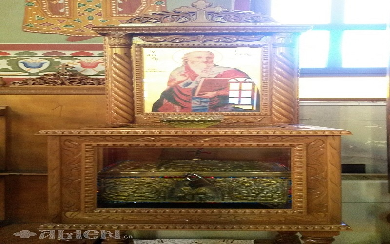 Οικουμενικό Πατριαρχείο, αγιοκατάταξη αγίου βλασίου του ακαρνάνα, αγιοποίηση αγίου βλασίου του ακαρνάνα,
