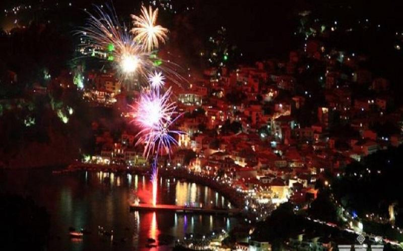 Δεκαπενταύγουστο στην Πάργα, παναγία, γιορτή της παναγίας