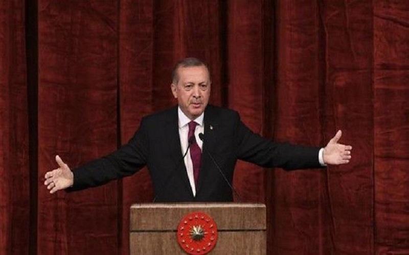 τουρκία, ερντογαν, αμφισβητουν την ελληνική κυριαρχία, κύπρος, νησιά αιγαίου, θράκη