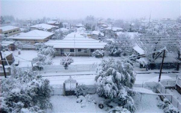 Δυτική Ελλάδα: Νέο κύμα κακοκαιρίας σε Αχαΐα και Αιτωλοακαρνανία