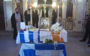 Ο Αγρινιώτης Ήρωας της Κύπρου Βασίλης Παναγόπουλος «επέστρεψε» στο Αγρίνιο