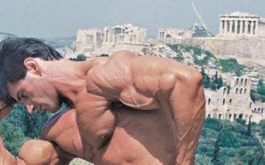 """Σπύρος Μπουρνάζος: Ο Έλληνας """"Θρύλος"""" του BodyBuilding σε μια συνέντευξη…"""