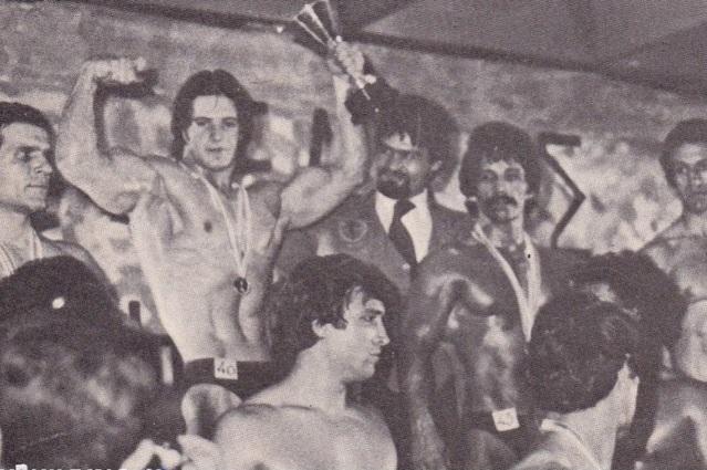 Ο Σπύρος Μπουρνάζος νικητής στην βαριά κατηγορία και MR Ελλάς