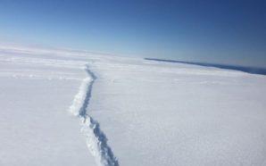 Συναγερμός στην Ανταρκτική: Έγινε παγόβουνο η περιοχή Larsen C