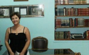 Συνέντευξη της Δάφνης Κουμούλη στην Βιβλιοθήκη Σπάρτου