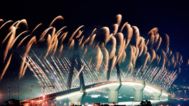 Η γέφυρα Ρίου Αντιρρίου έχει σήμερα γενέθλια