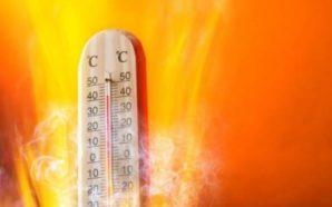 Καίγεται η Αιτωλοακαρνανία – 40,9 °C στην Αμφιλοχία !