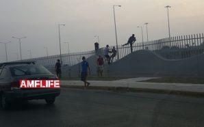 «Μπλόκο» στο λιμάνι της Πάτρας από αγανακτισμένους κατοίκους