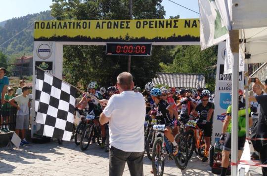 Ποδηλατικοί αγώνες ορεινής Ναυπακτίας - Οι δηλώσεις συμμετοχής, έως 14 Αυγούστου,