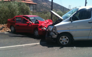 «Πρωταθλήτρια» η Δυτική Ελλάδα στα «στημένα» τροχαία ατυχήματα