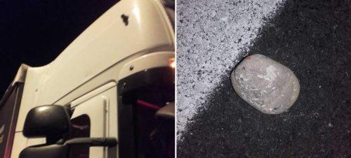 Μεσολόγγι: Συνελήφθησαν τα άτομα που πετούσαν πέτρες στην Ιονία Οδό