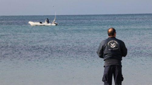 Ένα μακάβριο εύρημα εντόπισε χθες το μεσημέρι λουόμενος στη θαλάσσια περιοχή του Τσιλιβή Ζακύνθου