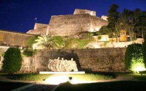 Μεγάλη φωτιά στο νέο φρούριο της Κέρκυρας – σε εξέλιξη…