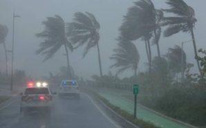 Βίντεο-σοκ μέσα από τον κυκλώνα Ίρμα!