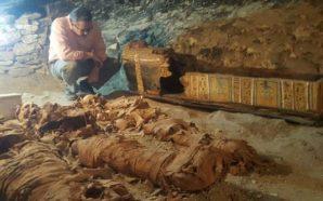 Ανακάλυψαν φαραωνικό τάφο 2.500 χρόνων σε εξαιρετική κατάσταση