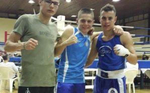 Νίκες για τους 3 αθλητές του ΠΓΣ Αμφιλοχίας στην Ελευθερούπολη