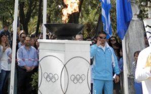 Το Μεσολόγγι υποδέχεται την Ολυμπιακή Φλόγα