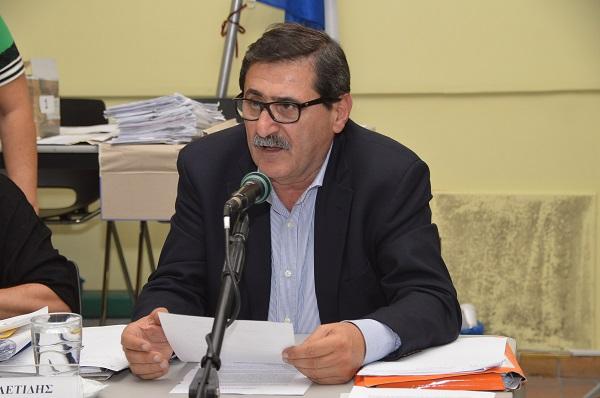 Δήμαρχος Πάτρας - Κώστας Πελετίδης