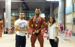 Mάριος Λαζαρίδης: Πήρε το χρυσό σε αγώνα NGBA και το…