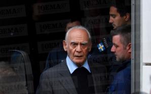 Πίσω στη φυλακή ο Άκης Τσοχατζόπουλος