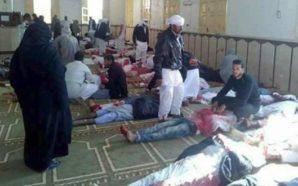 Λουτρό αίματος σε τέμενος στο Σινά – 235 νεκροί