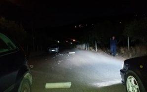 Τσιμεντένια κολονάκια στη μέση του δρόμου για να προκαλέσουν ατύχημα…