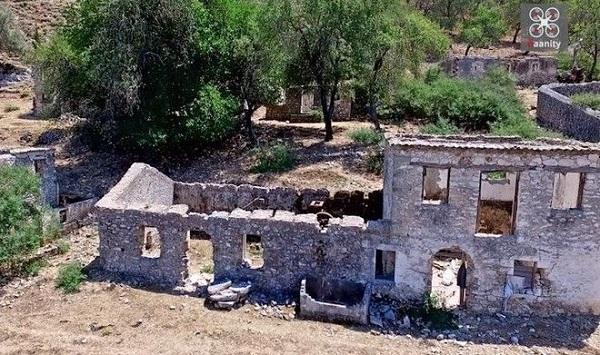 Παλαιό χωριό Πλαγιά Ξηρομέρου