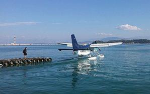 Επιτυχημένες οι δοκιμαστικές πτήσεις υδροπλάνων στο Ιόνιο