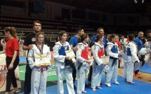 Εξαιρετική εμφάνιση των αθλητών του συλλόγου Αμφιλοχίας Taekwondo Πήγασος Αιτωλ/νίας