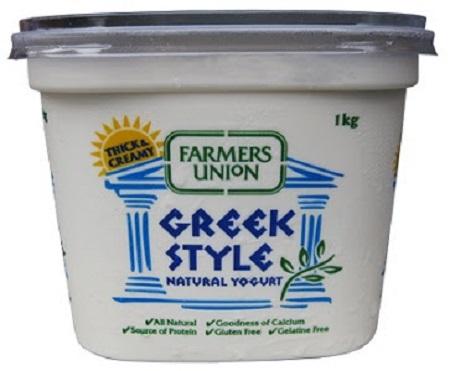 Γέμισε το εξωτερικό με Ελληνικά γιαούρτια που ουδεμία σχέση έχουν με την Ελλάδα