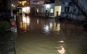 Μεγάλες καταστροφές στη Δυτική Ελλάδα από την κακοκαιρία