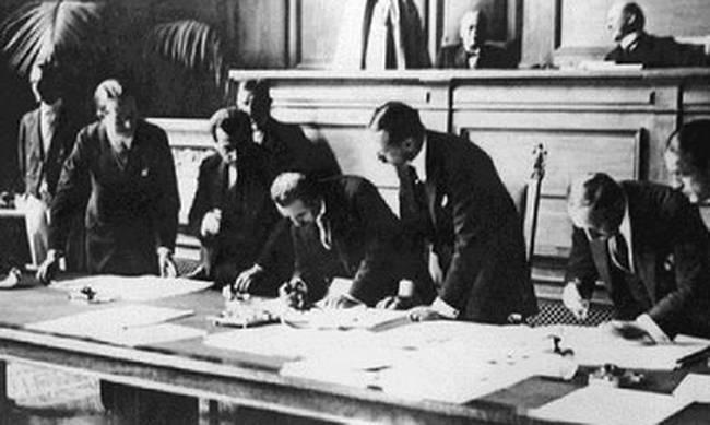 Συνθήκη της Λωζάνης