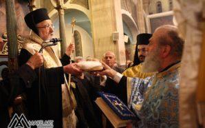 Άγιος Νικόλαος Αστακού: Ο Μητροπολίτης κ. Κοσμάς στον χθεσινό πανηγυρικό…