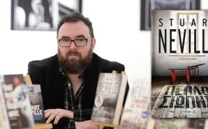 Stuart Neville: συνέντευξη στη Μάριον Χωρεάνθη