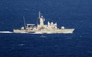 Επεισόδιο στα Ίμια: Κανονιοφόρος ακούμπησε με σκάφος της τουρκικής ακτοφυλακής
