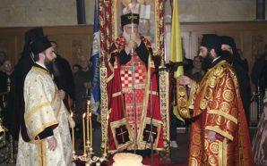 Μέγας Πανηγυρικός Εσπερινός στον Άγιο Αθανάσιο Αμφιλοχίας απο τον Μακαριώτατο…