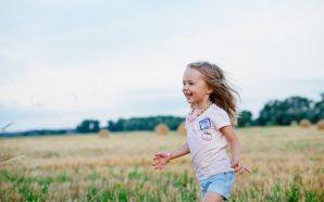 Στα παιδιά αρκούν τα λίγα : Μη φοβάστε να το…
