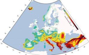 Το Ιόνιο πιο σεισμογενής περιοχή στην Ευρώπη