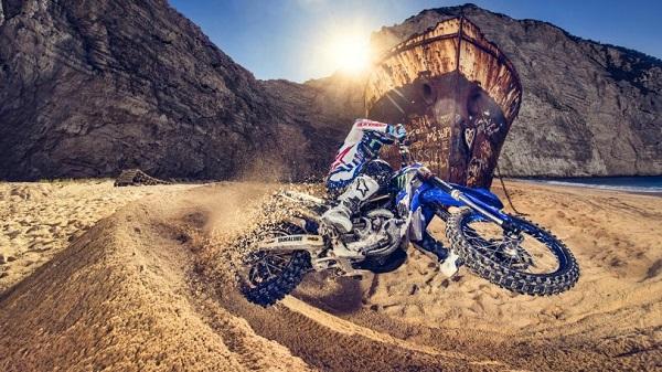 Motocross στο Ναυάγιο