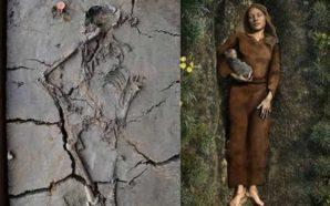 Η «τελευταία αγκαλιά». Νεαρή μάνα από την λίθινη εποχή βρέθηκε…
