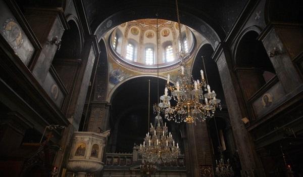 Ιστορικός Ιερός Ναός Γεννήσεως του Χριστού - Χριστοκοπίδου στου Ψυρρή