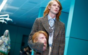 Eπίδειξη μόδας Gucci: Κομμένα κεφάλια, φίδια, δράκοι κ' αποκρυφιστικά σύμβολα…