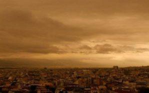 Αποπνικτική η ατμόσφαιρα στη Δυτική Ελλάδα