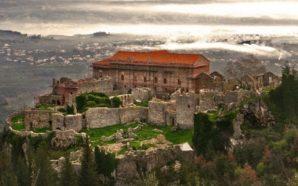 CNN Travel: Ο Μυστράς στις 10 καλύτερες μεσαιωνικές πόλεις