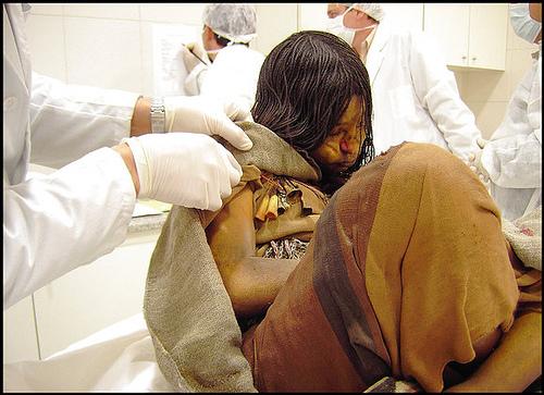 Χουανίτα, το παγωμένο κορίτσι των Ίνκας που βρέθηκε στις Άνδεις 500 χρόνια μετά τον θάνατό του..!